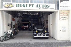 Photo du garage à CHALON SUR SAÔNE : Garage Buguet Autos